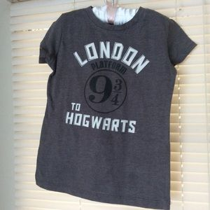 London Harry Potter Kids Top Sz XS